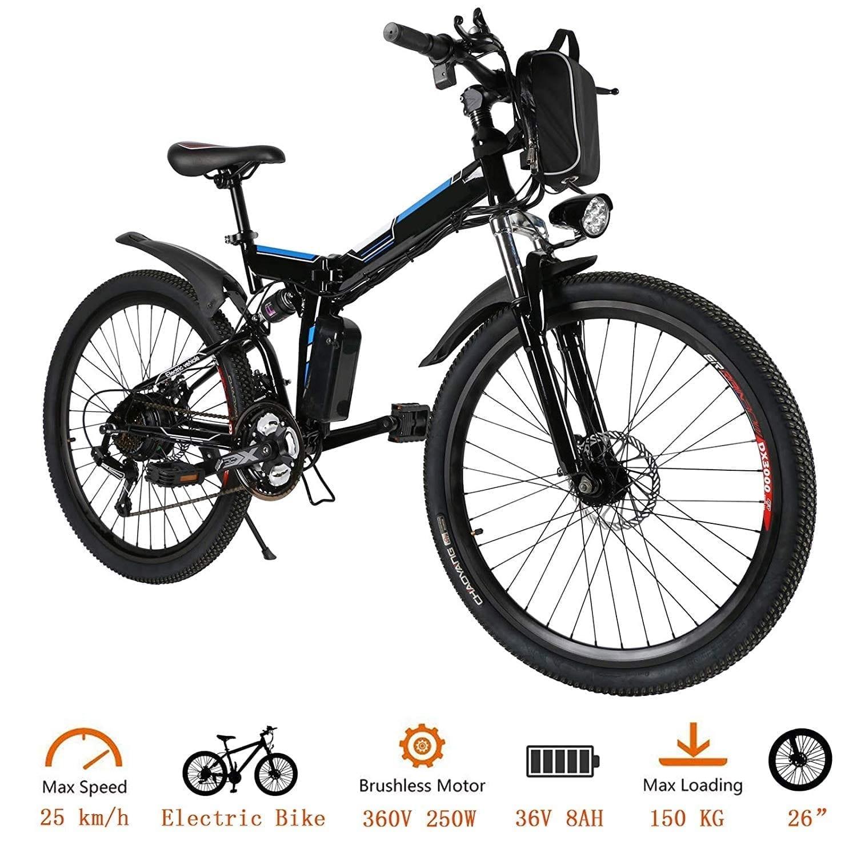 Tomasar Power Cyclocross Electric Bike [26-inch Wheel Bike]