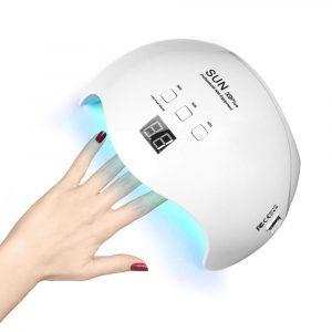 VKOSHA LED Nail Lamp 48W