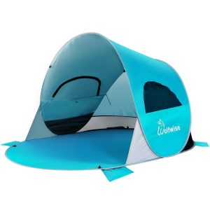WolfWise Baby Person Beach Tent UPF 50+