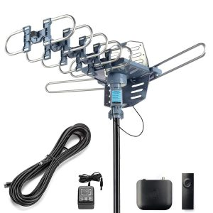Top 10 Best Outdoor TV Antennas for Rural Areas in 2019
