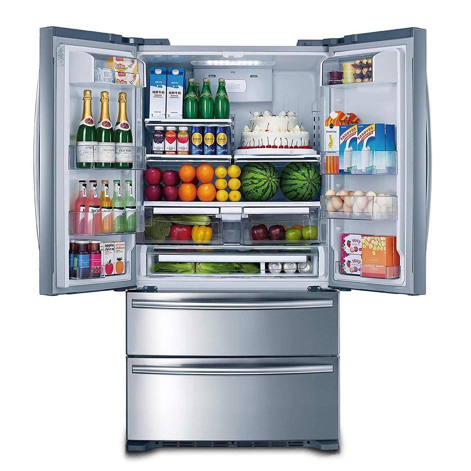 Top 10 Best Counter Depth Refrigerators in 2019 – Complete Reviews
