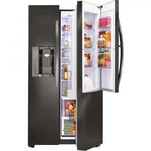 LG LSXC22486D Refrigerator