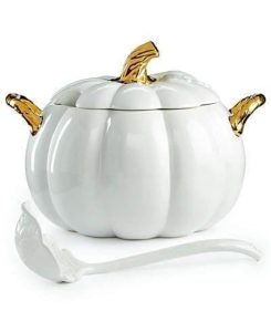 Martha Stewart Pumpkin Soup Tureen