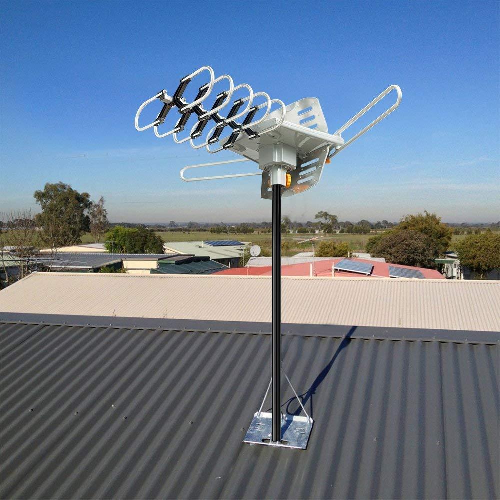 Top 10 Best Outdoor TV Antennas for Rural Areas in 2019 – Best Sellers