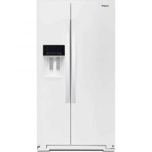 Whirlpool WRS571CIHW Depth Refrigerator