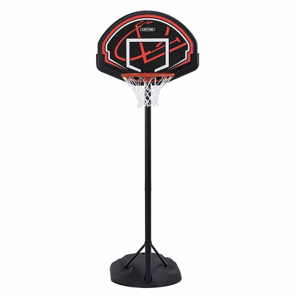 10. Lifetime Youth Basketball Hoop