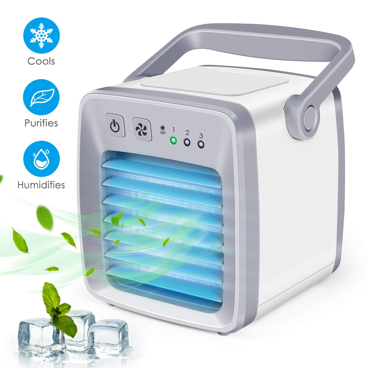 Auka personal Air Conditioner Fan