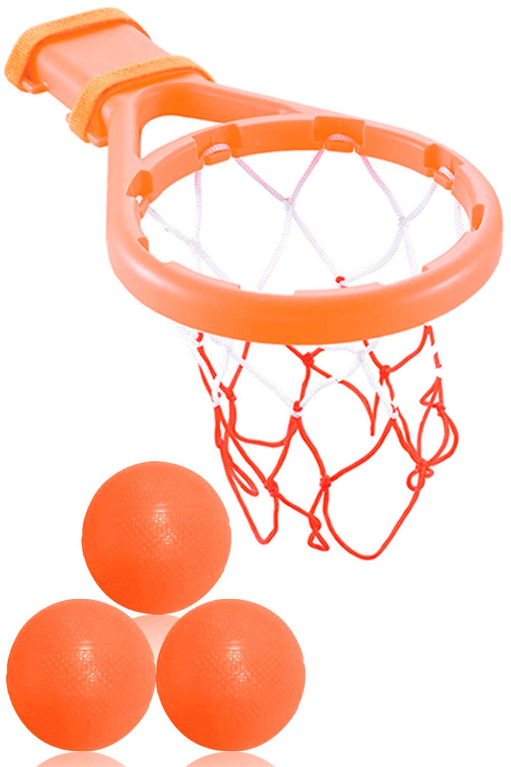 Bees & Me Bath Toy Basketball Hoop