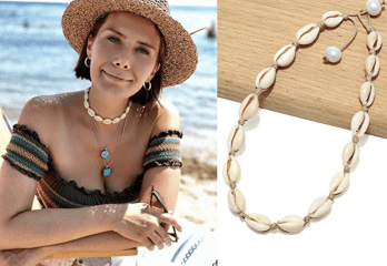 Best Shell Necklaces For Women