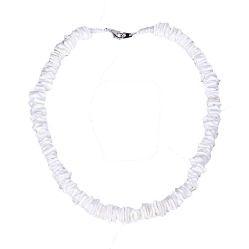 BlueRica Puka Shell Necklace for Women