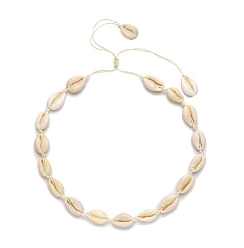 CENAPOG Pearls Shell Necklace for Women