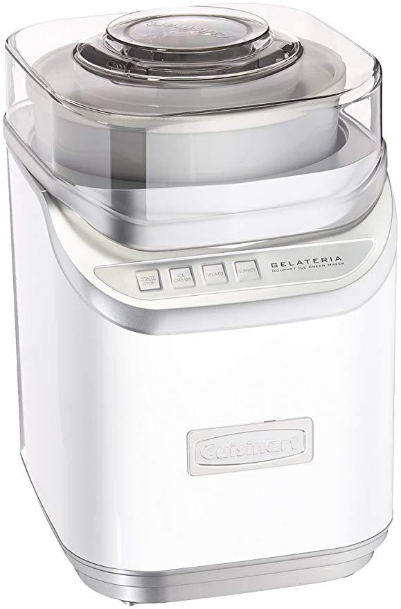Cuisinart ICE-60W Ice Cream Maker
