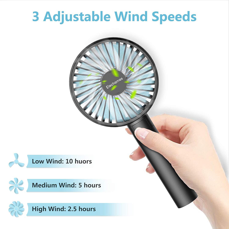 Elechomes Mini Handheld Fan