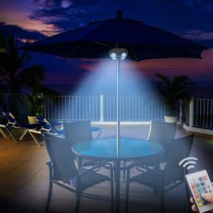 HONWELL Outdoor Umbrella Light