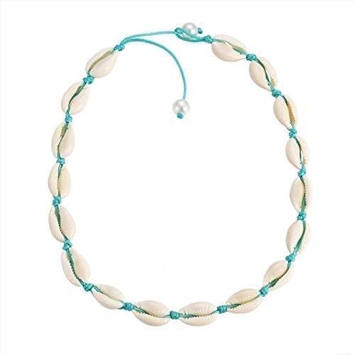 HSWE Choker Shell Necklace for Women