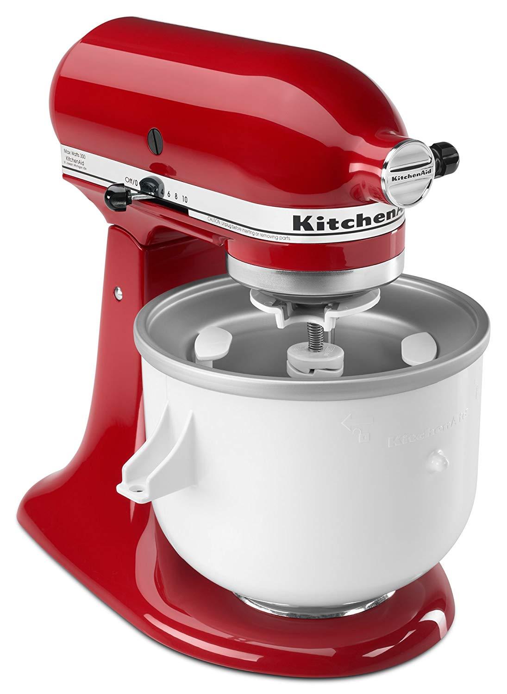 KitchenAid KICA0WH Ice Cream Maker