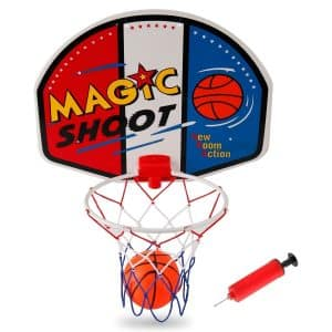 Liberty Imports Magic Shot Mini Basketball Hoop Set