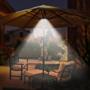 OYOCO Light for Patio Umbrella and outdoor use