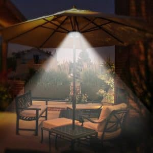 OYOCO Outdoor Umbrella light