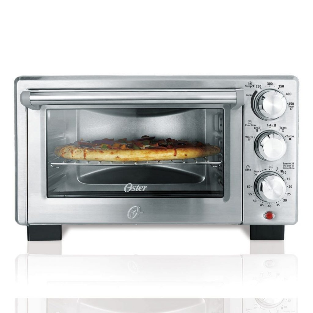 OsterTSSTTVDFL2 Convection Countertop Toaster Oven