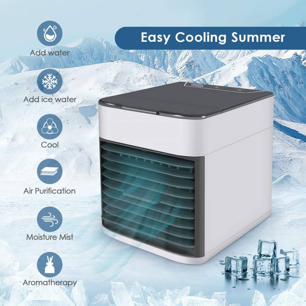 Enjoy Cool, Humidified Space With The Best Personal Space Coolers