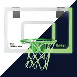 SKLZ Pro Mini Basketball Hoop with Ball