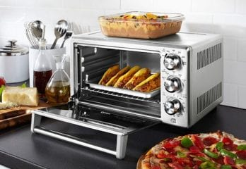 Stainless Steel Countertop Toaster Ovens