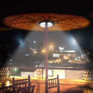 Totobay Lights for patio umbrellas
