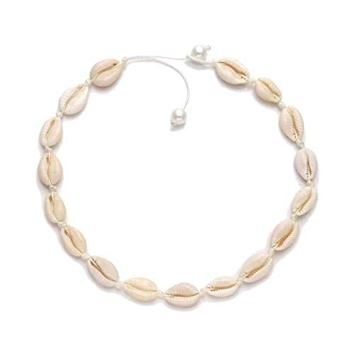 YINL Natural Shell Necklace for Women