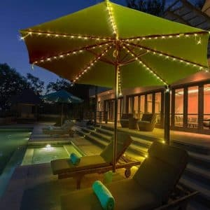 YWAY Outdoor Umbrella Lights