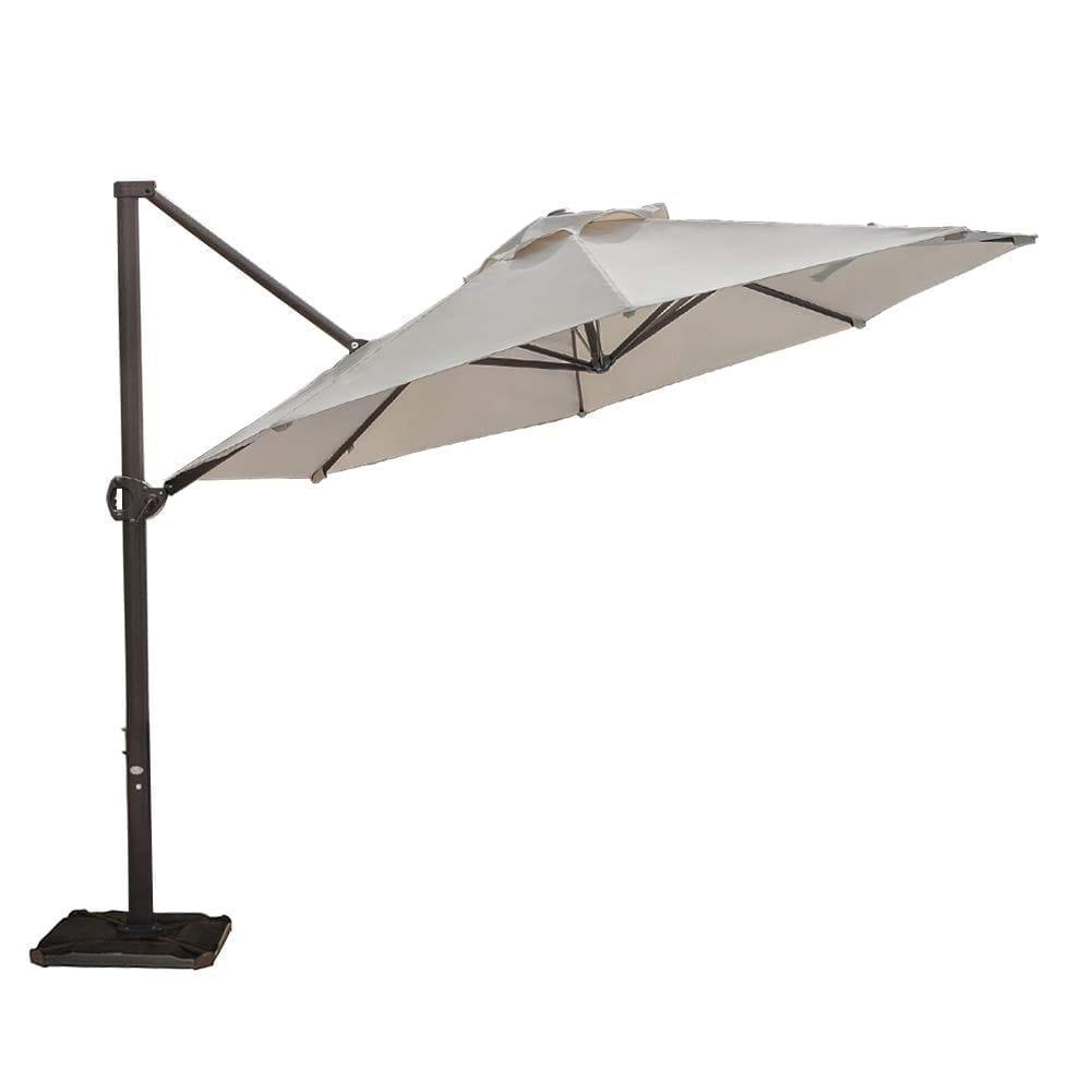 Abba Patio Large Patio Umbrella Offset