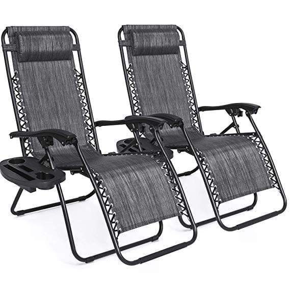 Best Choice Products Set of 2 Lounge Chair