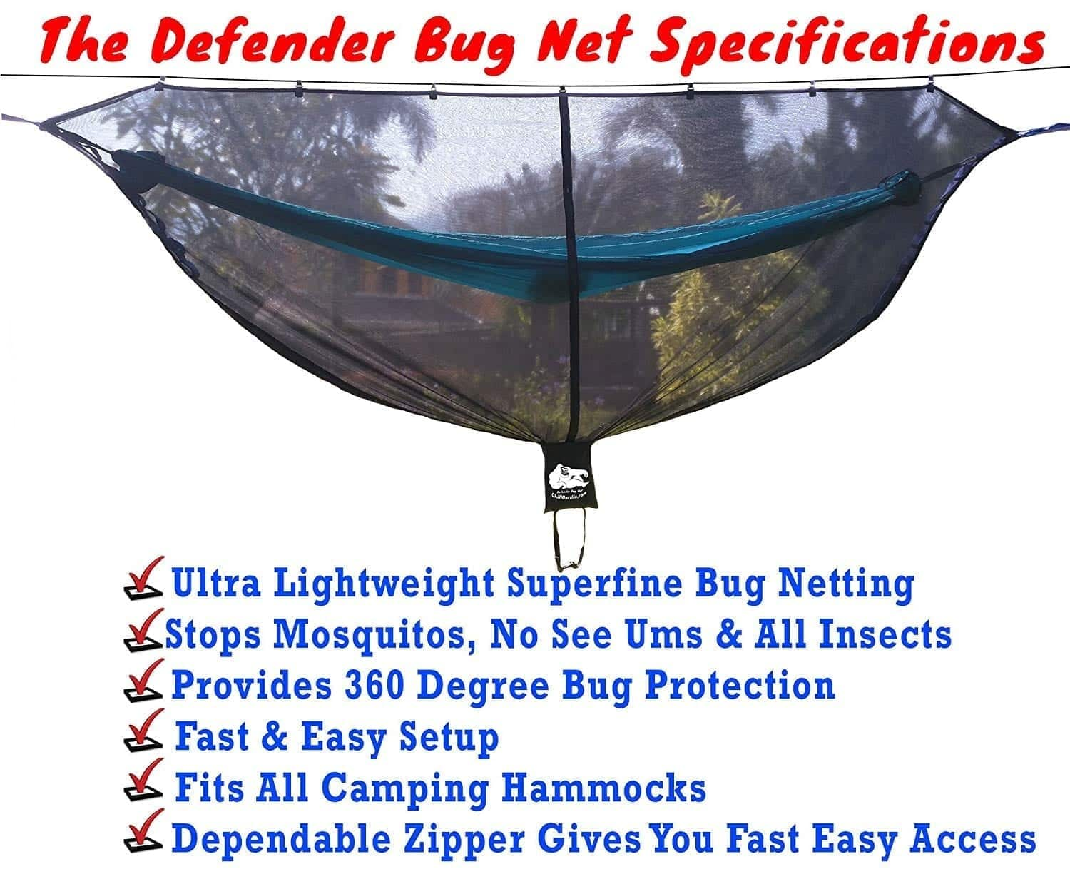 Top 10 Best Hammock Mosquito Nets In 2020 Read Best Reviews