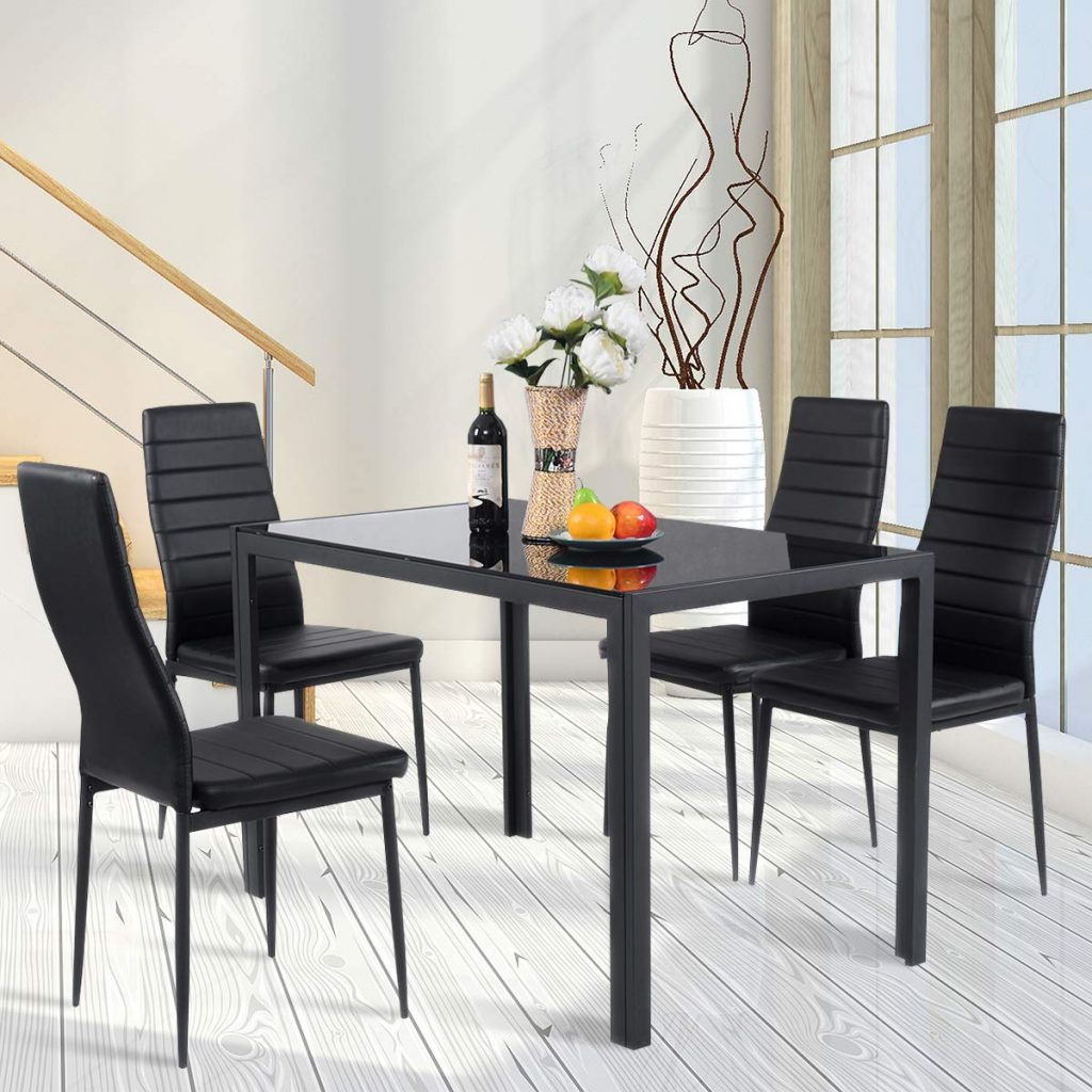 Top 10 Best Dining Table Sets With Chairs in 2019