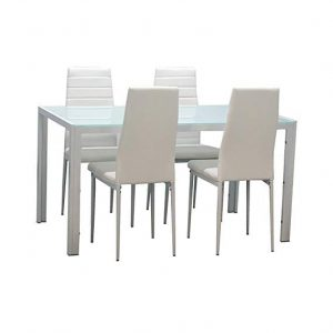 EBS 5 Piece Dining Table Set