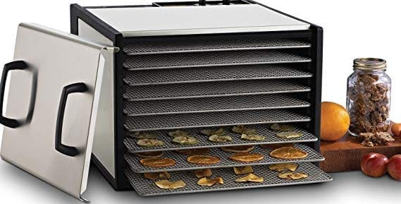 Excalibur D900SHD 9-Tray Electric Food Dehydrator