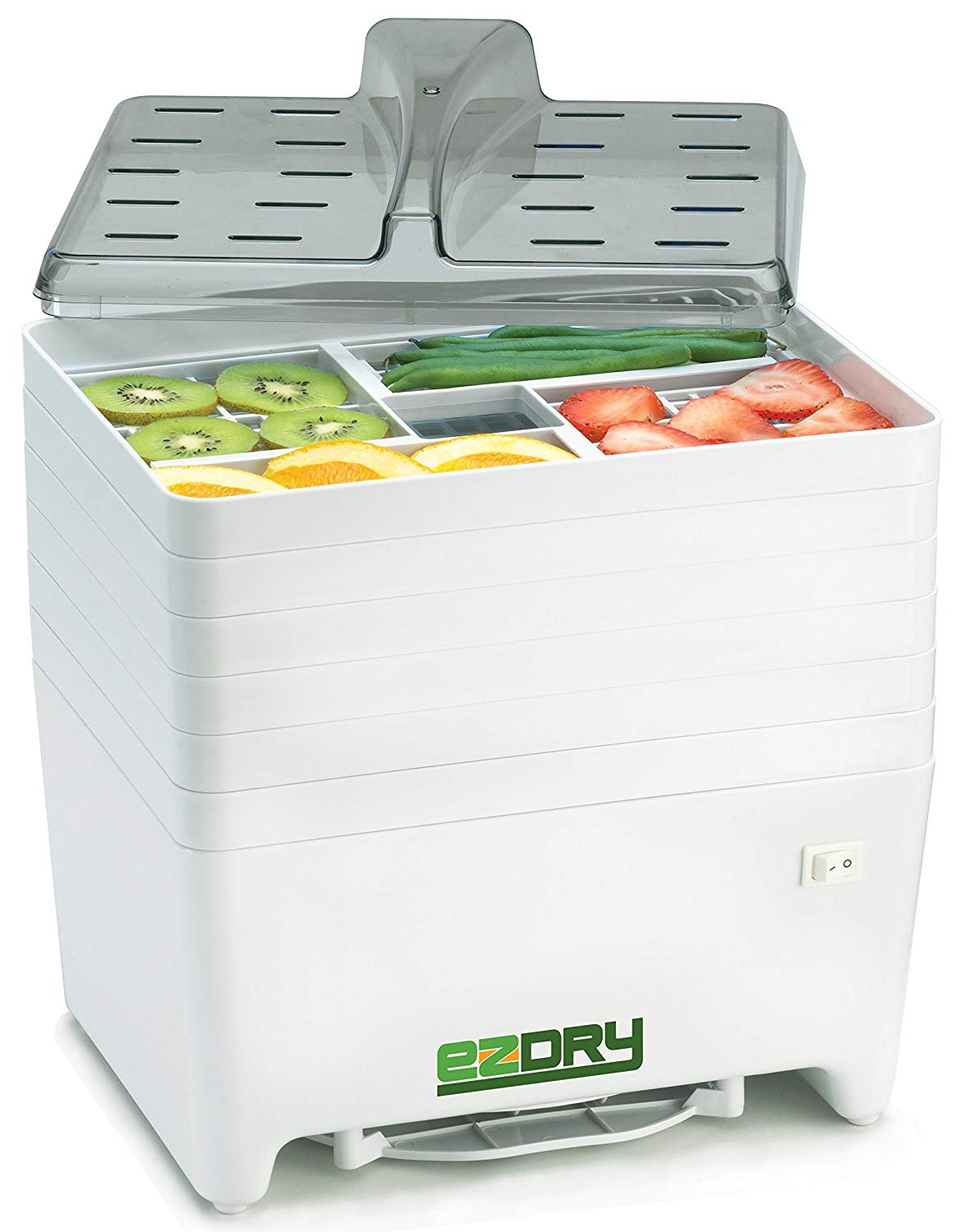 Excalibur EPD60W EZ Dry 6-Tray Stackable Food Dehydrator