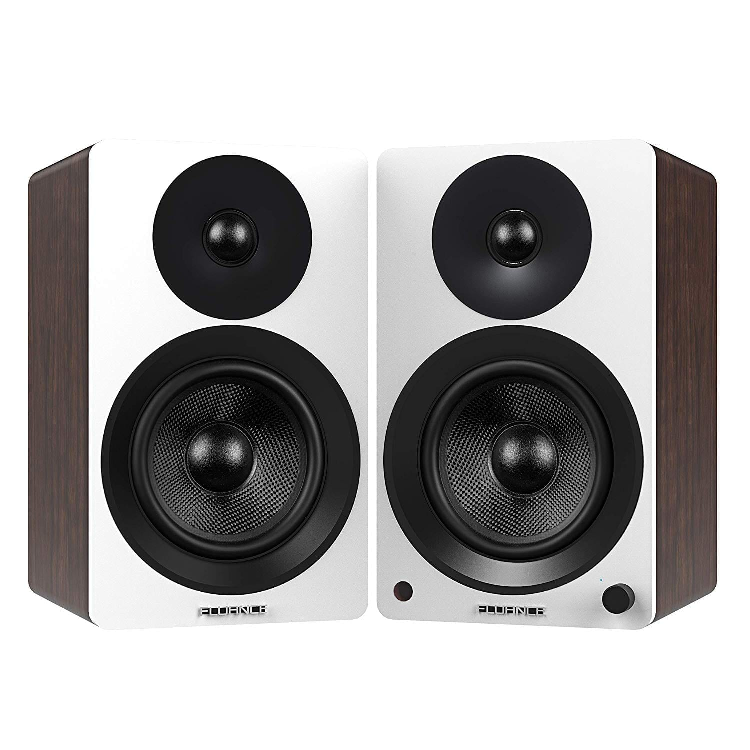 Fluance Ai60 2.0 Bookshelf Speakers