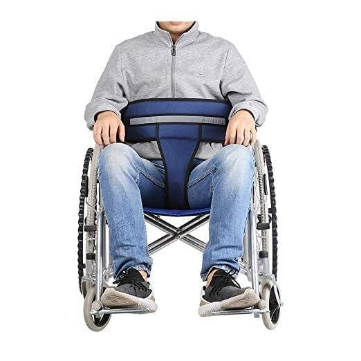 H&S Health Wheelchair Seat Belt Restraint Systems