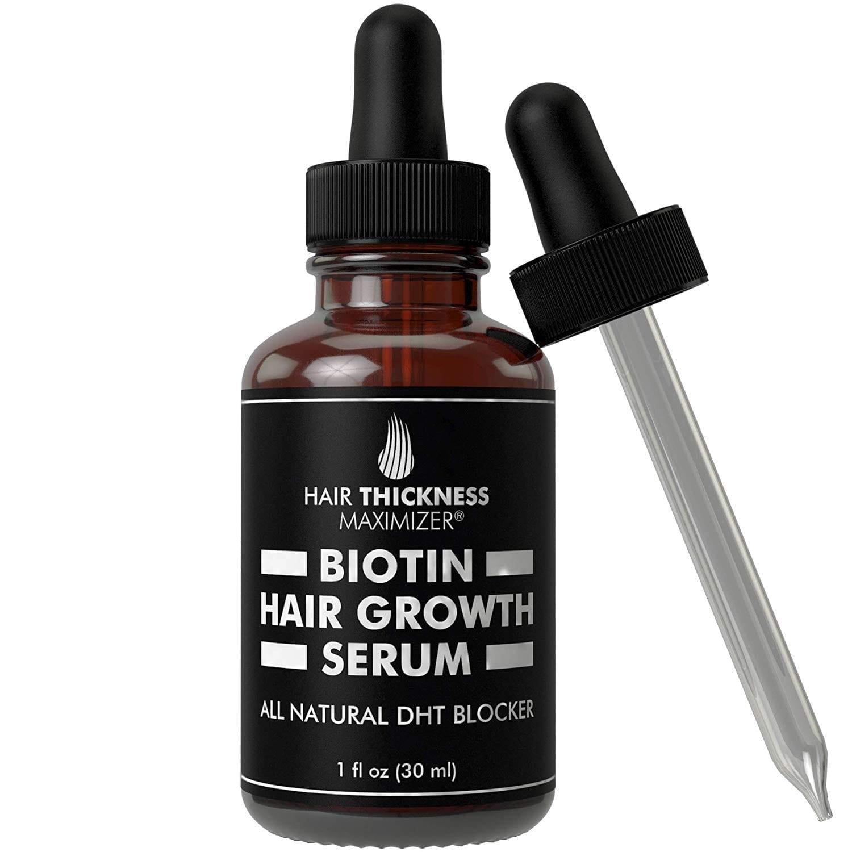 Hair Thickness Maximizer Biotin Hair Growth Serum