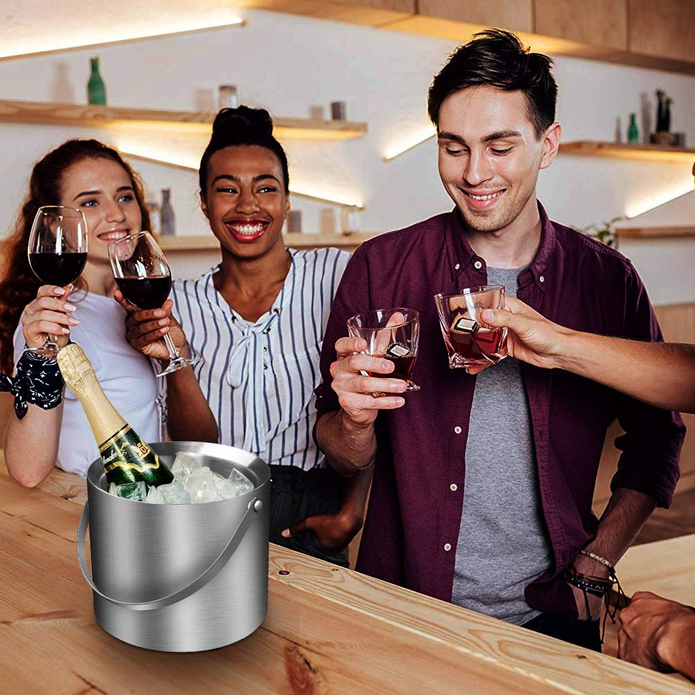 Top 10 Best Ice Buckets in 2019 Reviews & Buying Guide