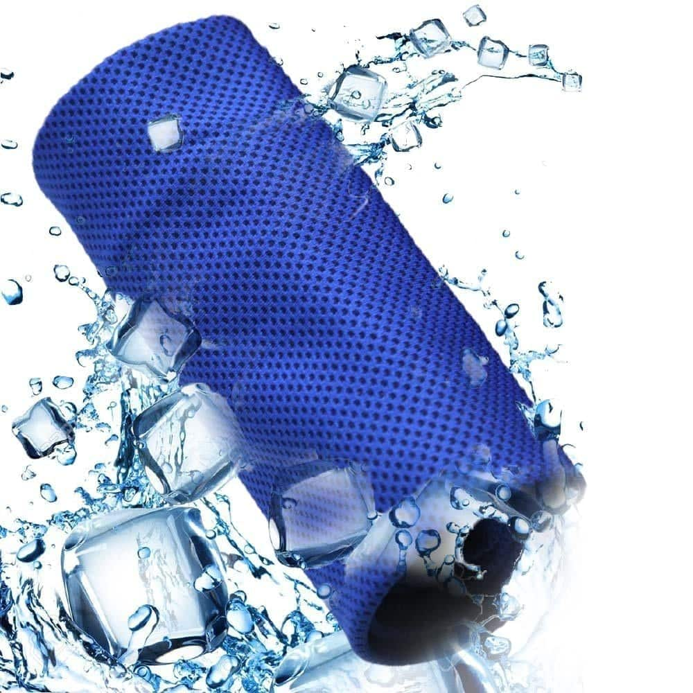LESVIEO Cooling Towel | Instant Chilling Cold Towels