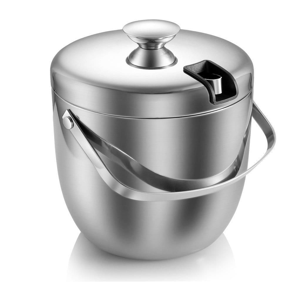 MKRSD Ice Bucket Stainless Steel
