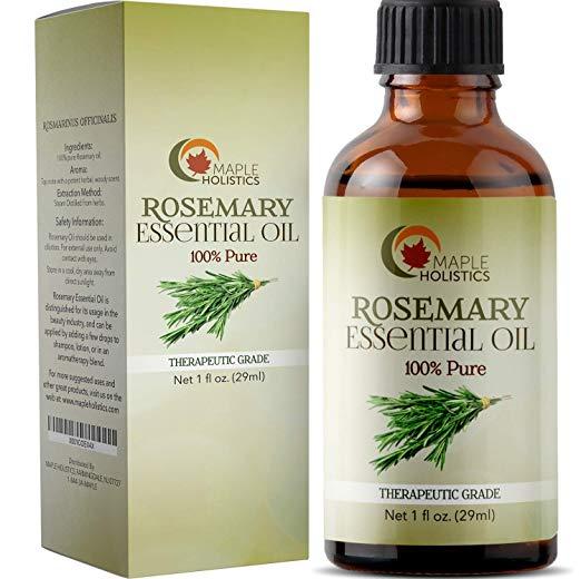 Maple Holistics 100% Rosemary Essential Oil