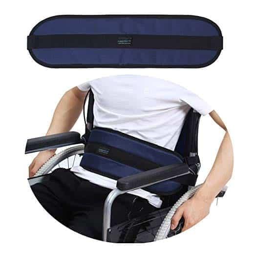 NEPPT Safety Harness Wheelchair Waist Lap Strap