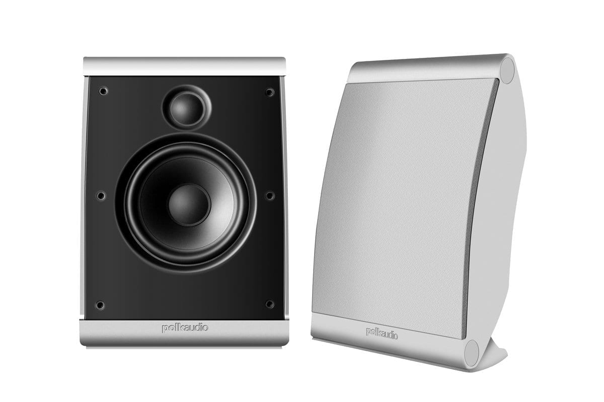 Polk Audio OWM3 Wall and Bookshelf Speakers