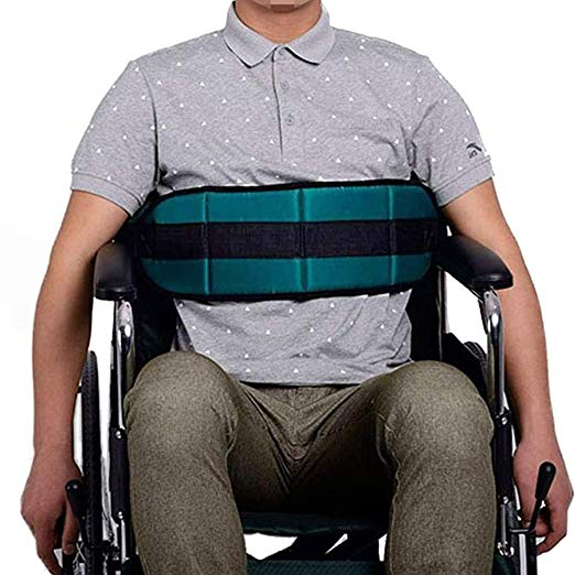 QEES SYD02 Adjustable Wheelchair Safety