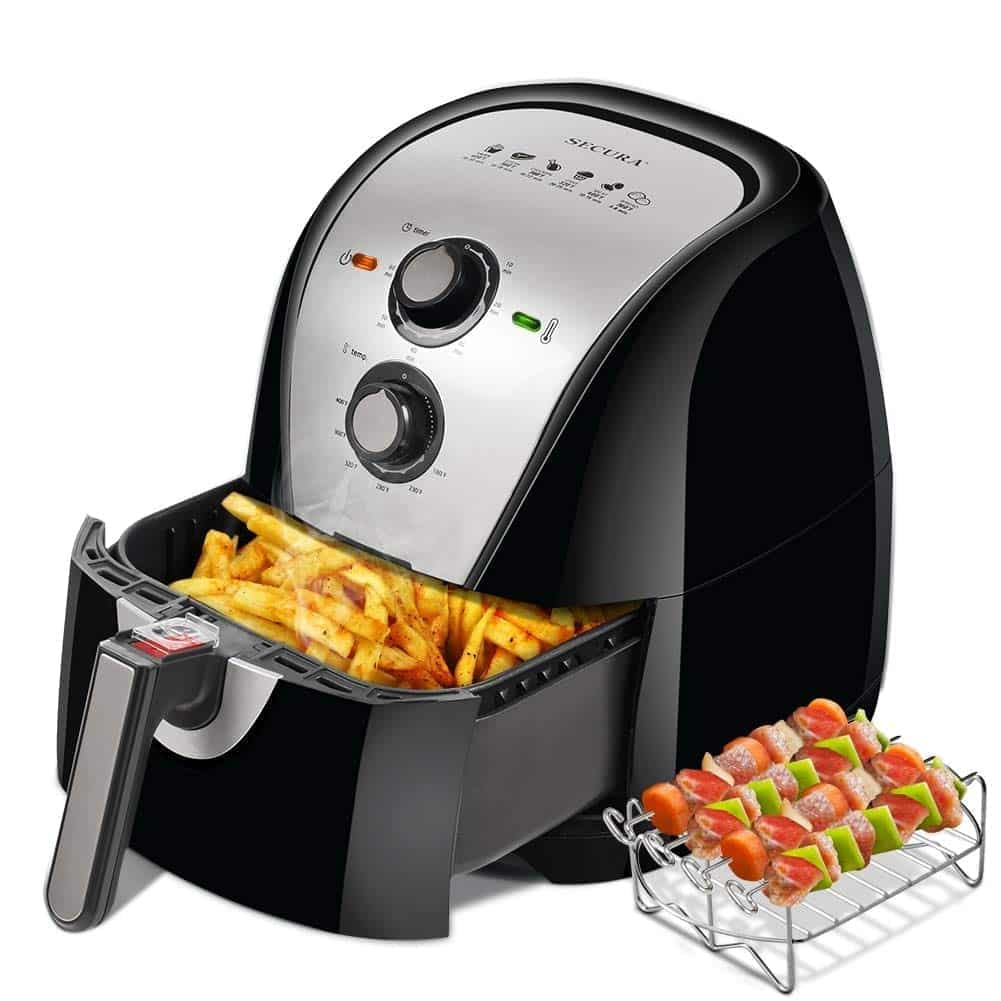 Secura Xl Electric Air Fryer