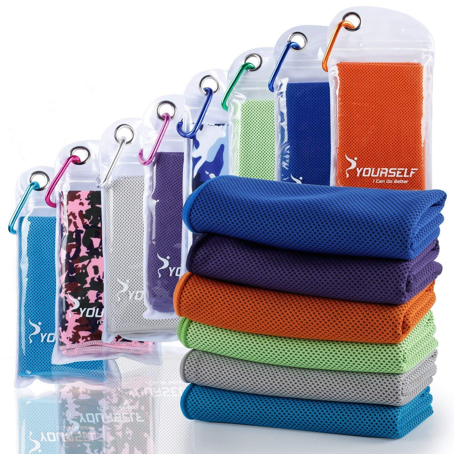 Syourself Cooling Towel for Instant Relief