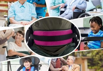 Wheelchair Seat Belts